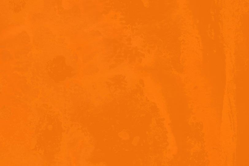 おしゃれなオレンジの無地壁紙