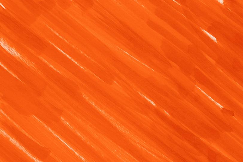 綺麗なオレンジ色の背景写真