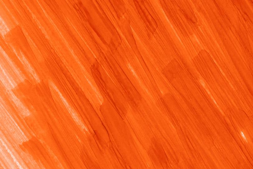 無地オレンジ色の背景フリー画像