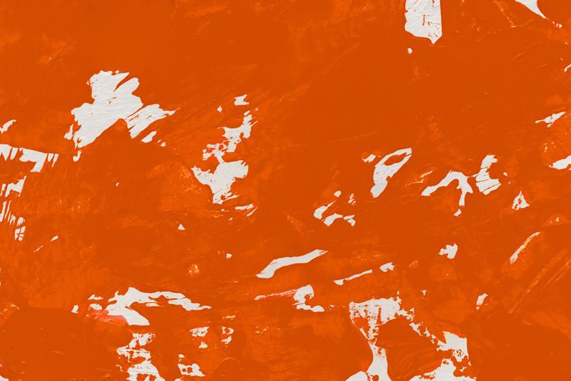 オレンジの背景で無地の画像