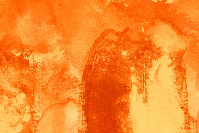 背景がオレンジのテクスチャ