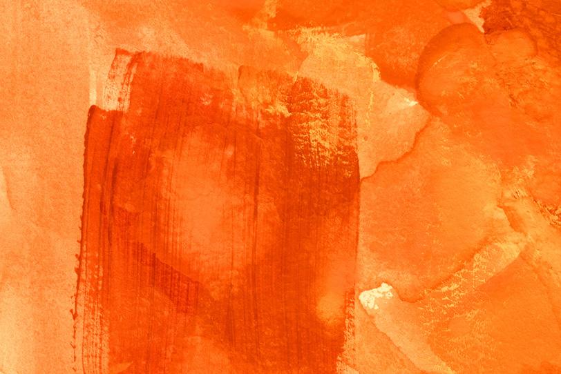 背景がオレンジの綺麗な画像