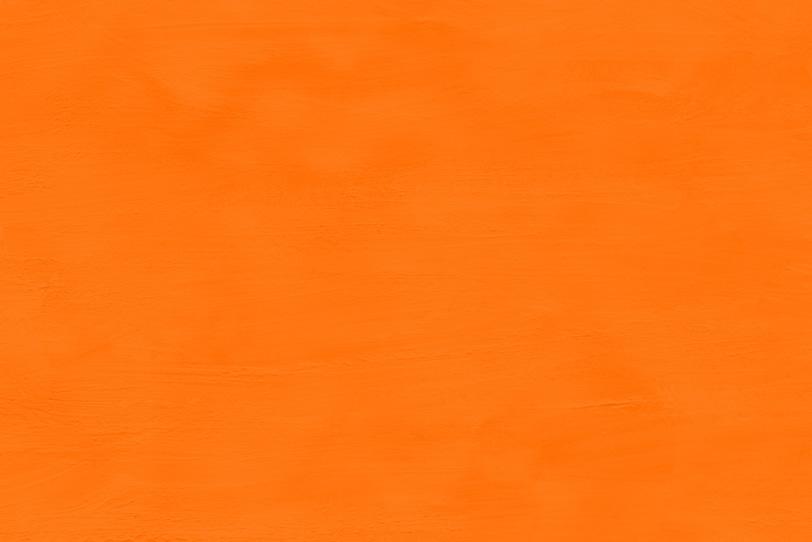 おしゃれなオレンジ色の無地の背景