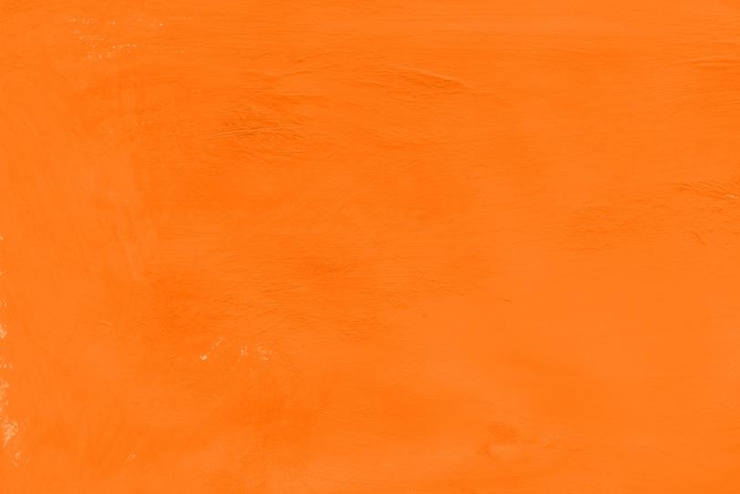 綺麗なオレンジ色の無地の写真