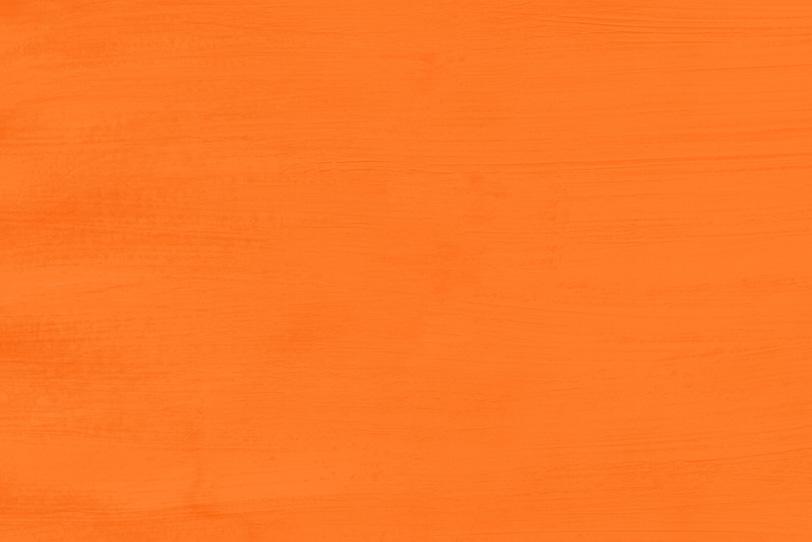 クールなオレンジ色の無地の壁紙