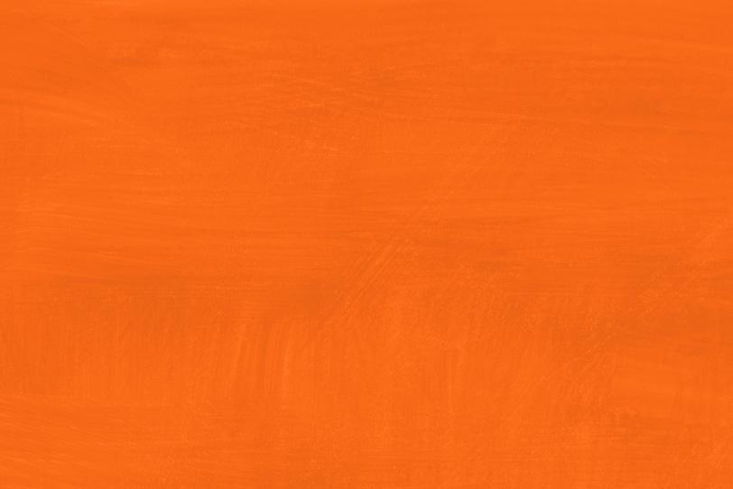オレンジの無地でカワイイ素材
