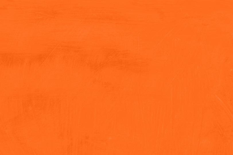 オレンジの無地でカッコイイ背景
