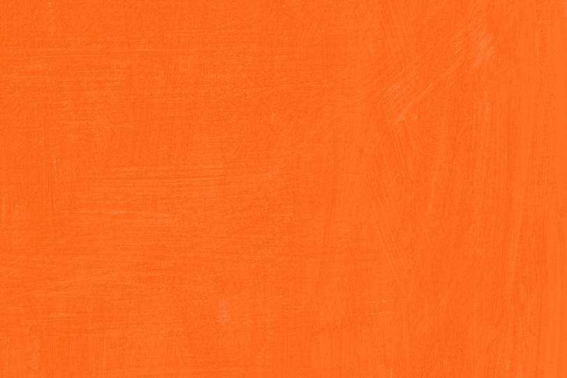 オレンジの無地でオシャレな画像