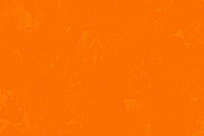 無地のオレンジのかっこいい壁紙