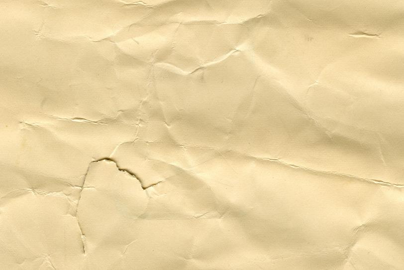 「傷ついた茶色い紙のテクスチャ」の素材を無料ダウンロード