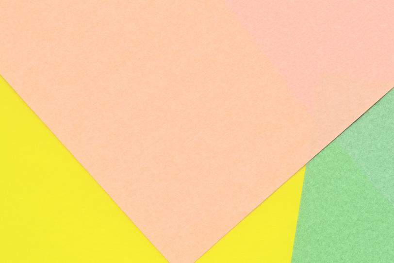 かわいいパステル色のシンプルな画像