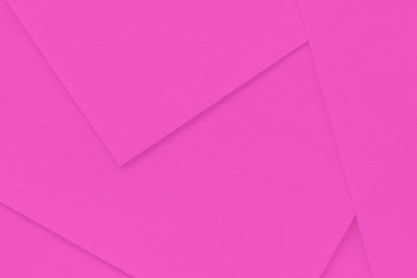 クールなピンク色のシンプルな壁紙