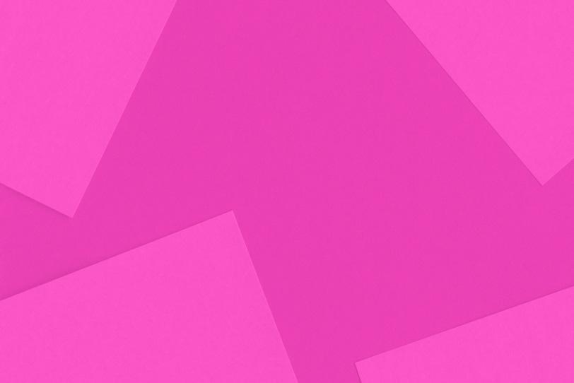 ピンクのシンプルでクールな写真