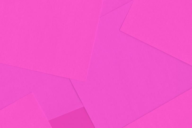 ピンクのシンプルなフリー画像