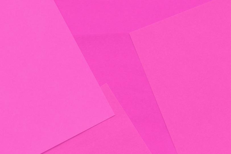 シンプルなピンクの可愛い写真
