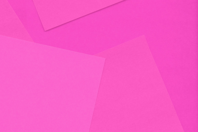 シンプルなピンクの無地壁紙