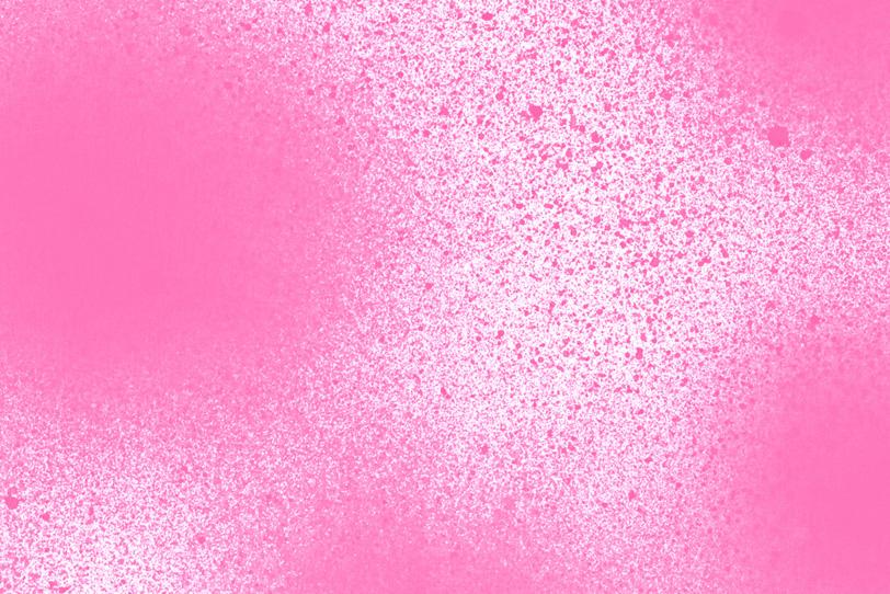 背景がピンクのクールな画像