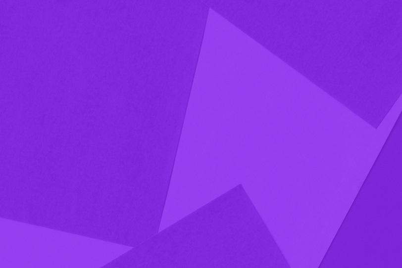 シンプルな紫の可愛い写真