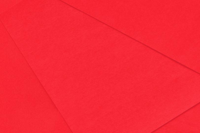 赤色のシンプルなフリー背景
