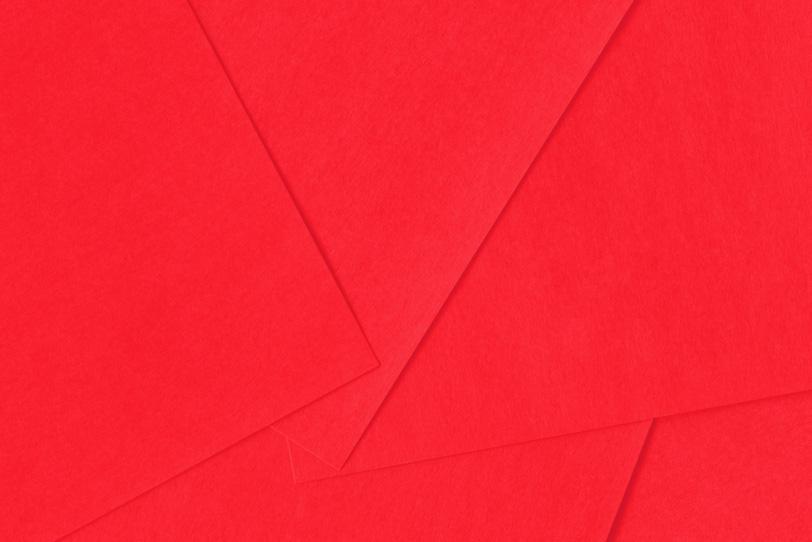 赤のシンプルでカッコイイ背景