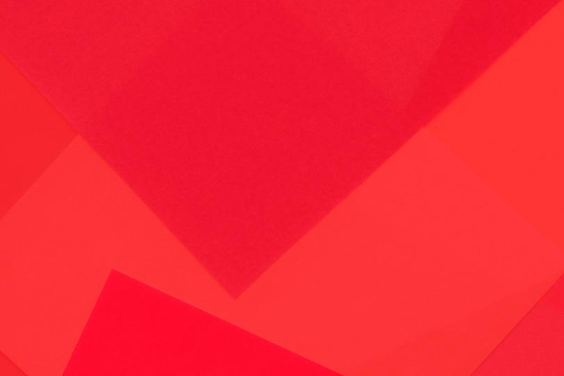 赤のシンプルなテクスチャ壁紙
