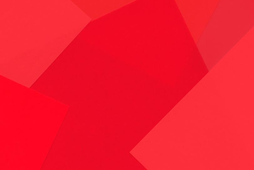 シンプルな赤のかっこいい壁紙