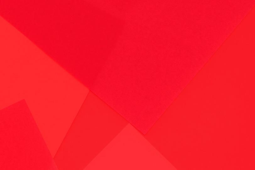 シンプルな赤のおしゃれな素材