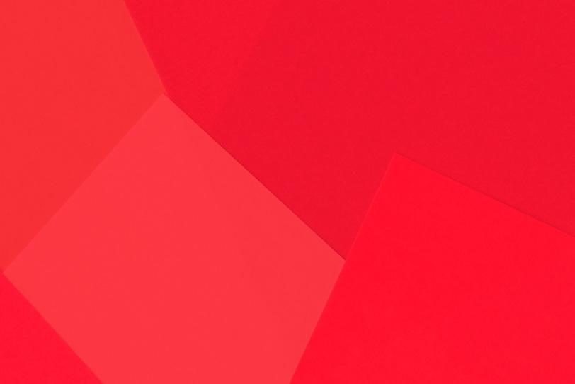 シンプルな赤の綺麗な画像