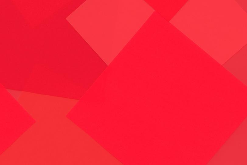 シンプルな赤のフリー素材