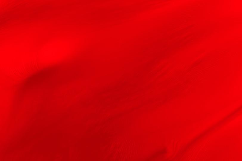 おしゃれな赤の無地壁紙
