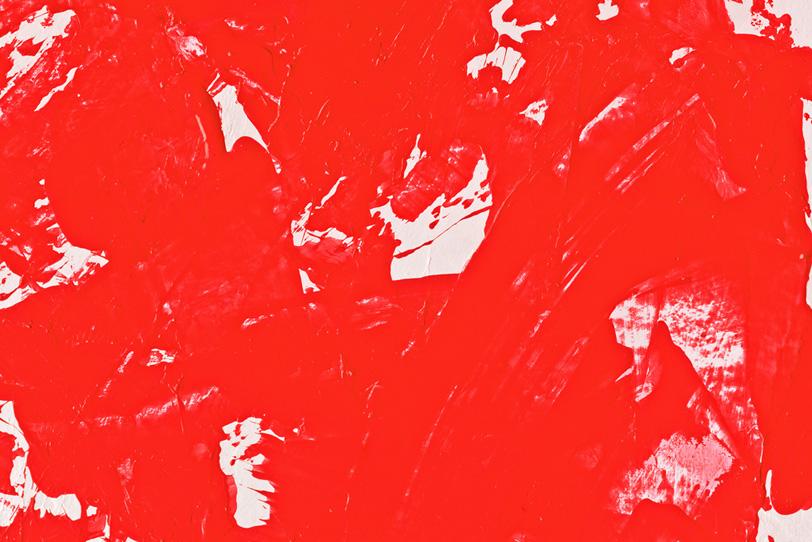 背景が赤のかっこいい壁紙
