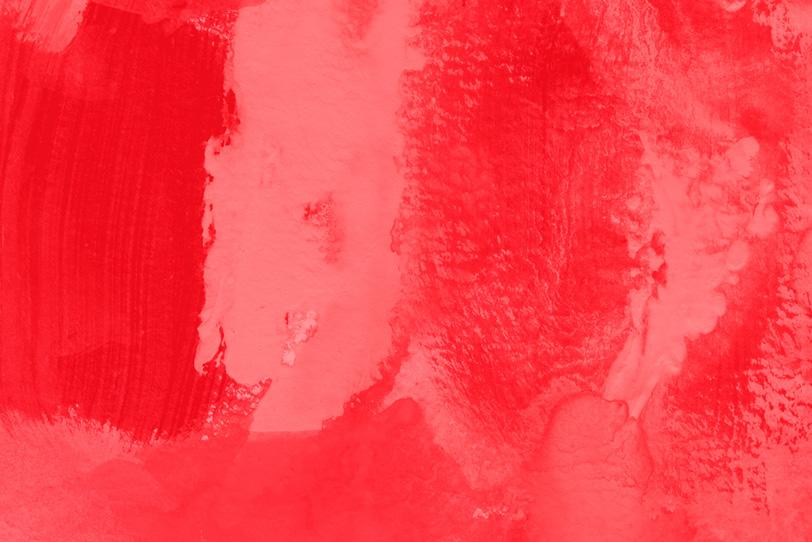背景が赤の可愛い写真