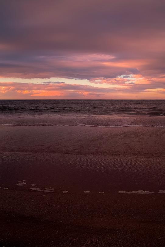 サンセットビーチの画像の写真画像