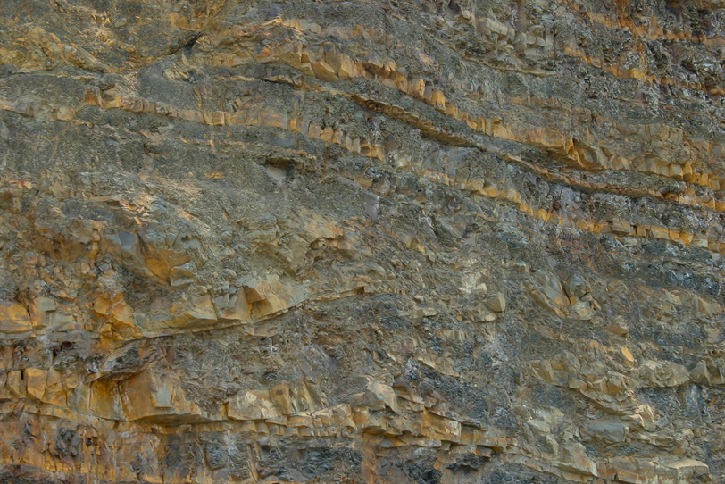 流紋岩の写真画像