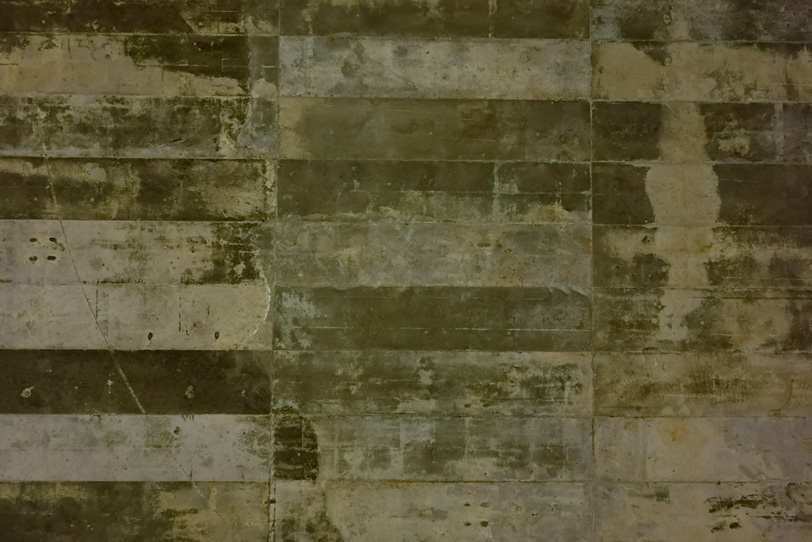 コンクリートのテクスチャ素材の写真画像