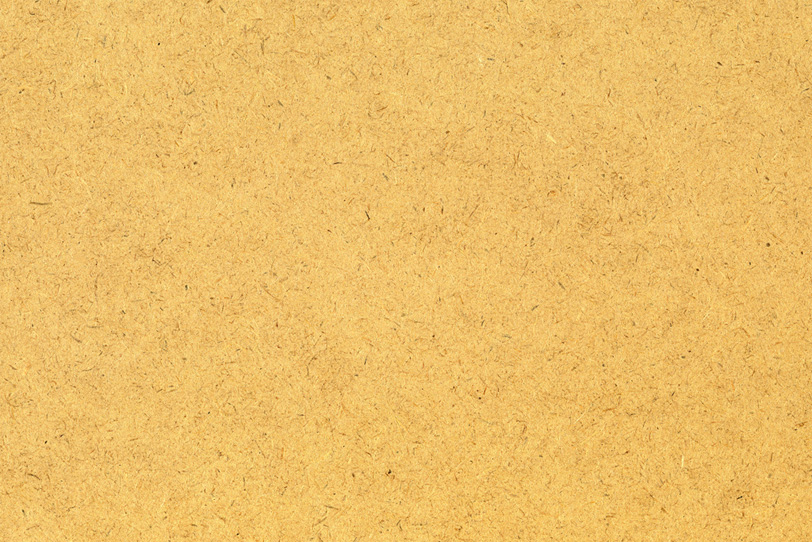 ナチュラル色の木質繊維の板の写真画像