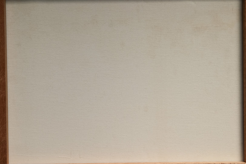 白いキャンバス地のテクスチャの写真画像