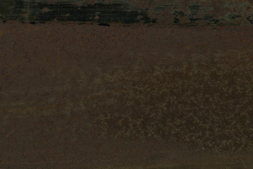 サビと汚れで腐食した金属の写真画像