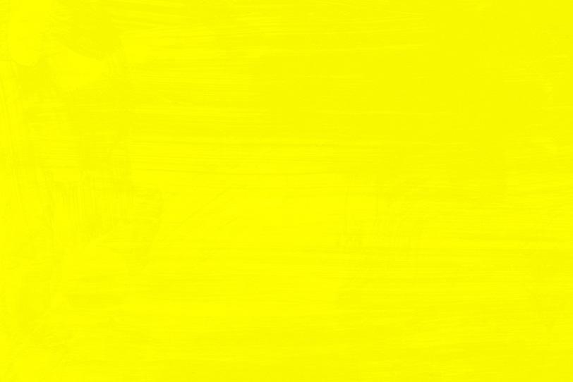 黄色いシンプルな無地の壁紙