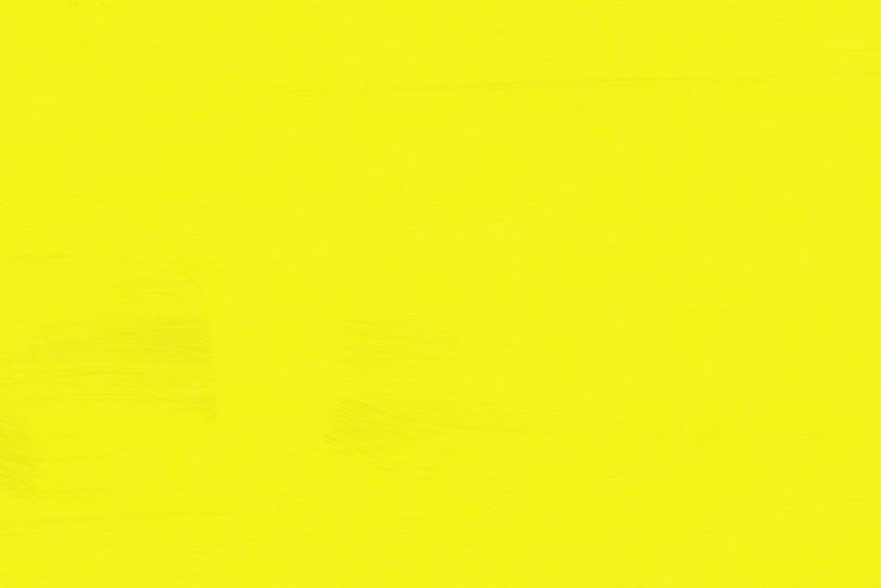 黄色の壁紙が可愛い無地画像