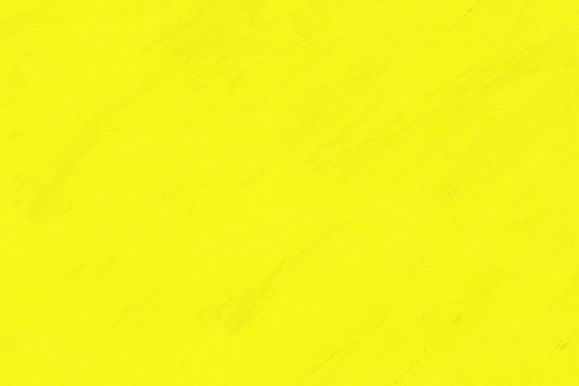黄色のペイントテクスチャ画像