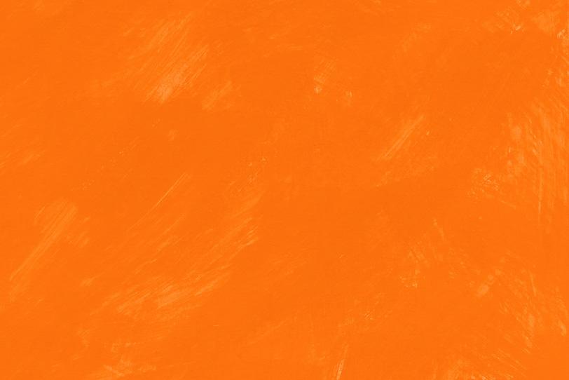 オレンジ色の壁紙のシンプルな背景
