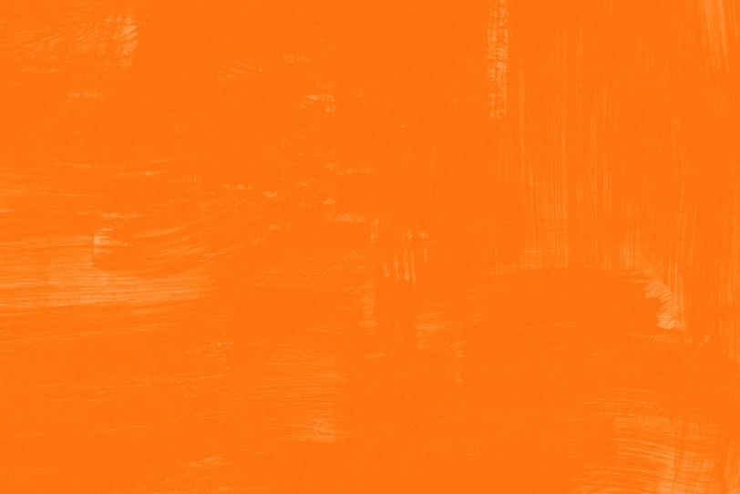 オレンジ色の壁紙でカッコイイ背景