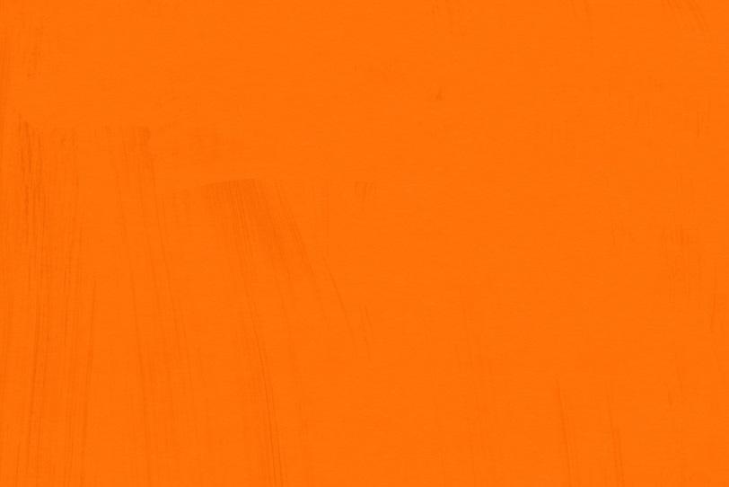 オレンジに塗ったおしゃれな壁紙