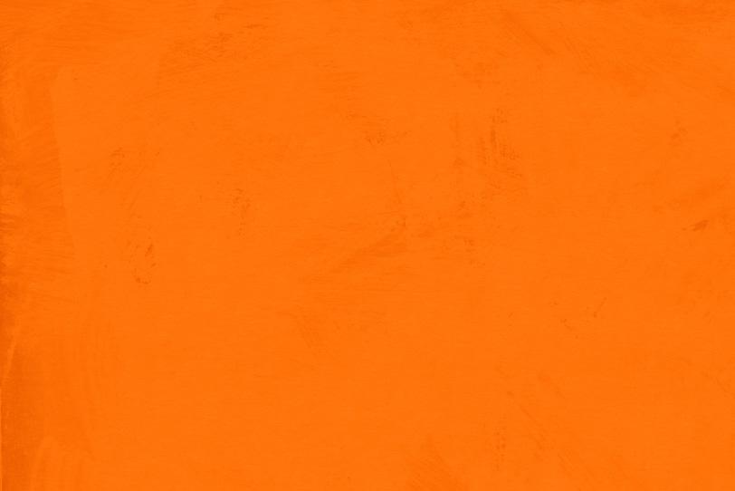 かわいいオレンジ色の無地壁紙