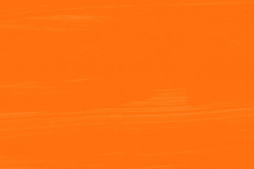 シンプルなオレンジ色の壁紙背景