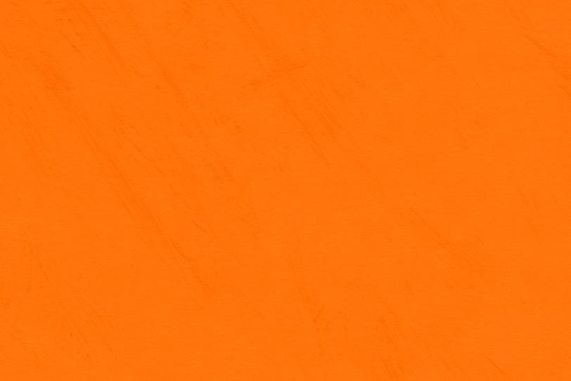 かっこいいオレンジ色で無地の壁紙