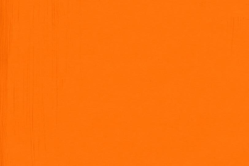 クールなオレンジ色の水彩壁紙