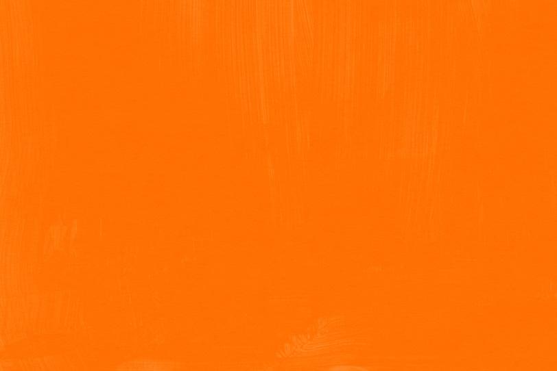 鮮やかなオレンジ色のかっこいい壁紙