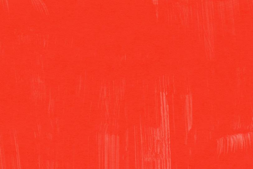 赤の塗料をペイントした綺麗な画像